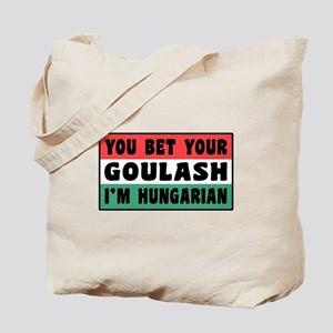 Funny Hungarian Goulash Tote Bag