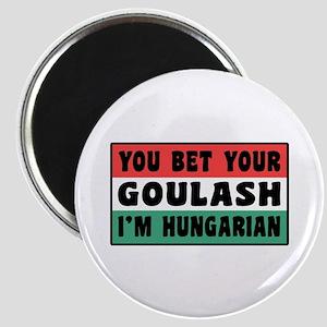 Funny Hungarian Goulash Magnet
