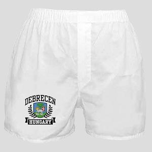 Debrecen Hungary Boxer Shorts