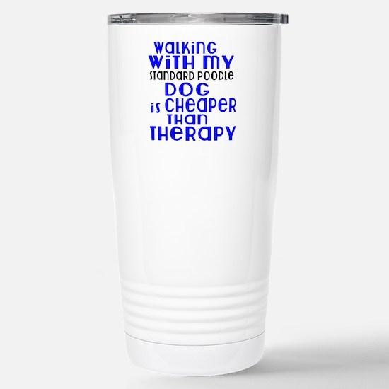 Walking With My S Travel Mug