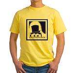 Piano Guy Yellow T-Shirt