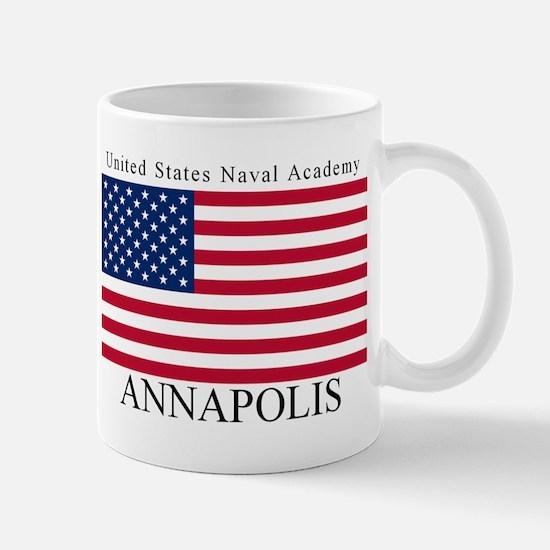 Mug USNA Naval Aviator