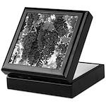 Black and White Grapes KeepSake Box Gift