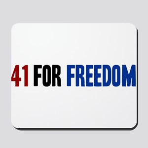 41 for Freedom Mousepad