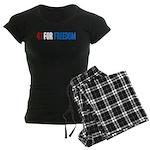 41 for Freedom Women's Dark Pajamas