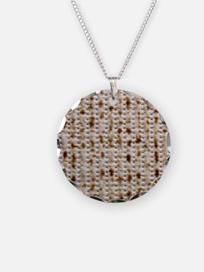 Matzo Mart Circle Necklace