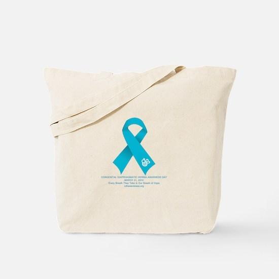 2012 CDH Awareness Day Items Tote Bag