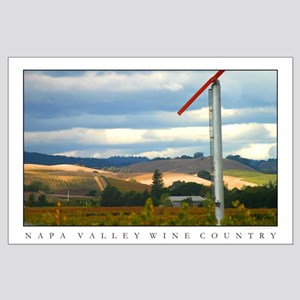 Large Posters - Sonoma Wine Country