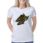 Gone Fishing Coho Salmon Women's Classic T-Shirt