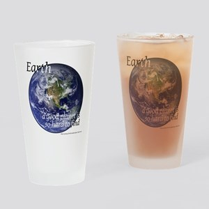 A Good Planet Drinking Glass