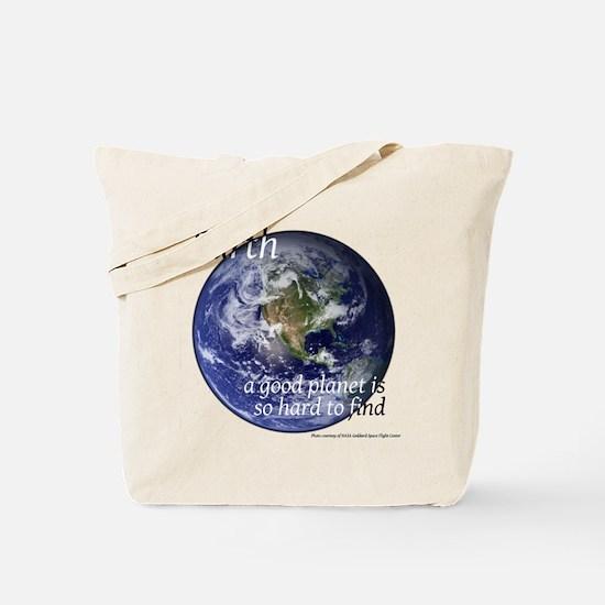 A Good Planet Tote Bag
