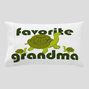 Favorite Grandma Pillow Case