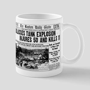 Boston Molasses Disaster Mug