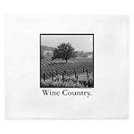 Wine Country King Duvet