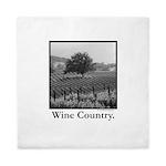 Wine Country Queen Duvet