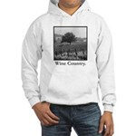 Wine Country Hooded Sweatshirt