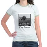 Wine Country Jr. Ringer T-Shirt