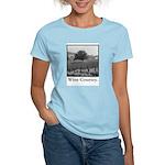 Wine Country Women's Light T-Shirt