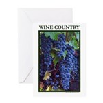 Wine Country Gifts Greeting Card