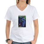 Wine Country Gifts Women's V-Neck T-Shirt