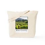 Wine Country Vineyard Gifts Tote Bag