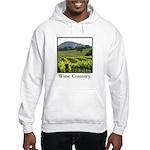 Wine Country Vineyard Gifts Hooded Sweatshirt