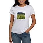 Wine Country Vineyard Gifts Women's T-Shirt