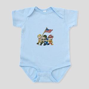 politics Infant Bodysuit