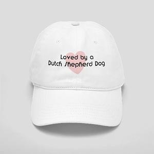 Loved by a Dutch Shepherd Dog Cap