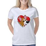 heartcorgi Women's Classic T-Shirt
