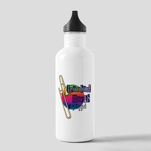 Trombone Rocks Stainless Water Bottle 1.0L