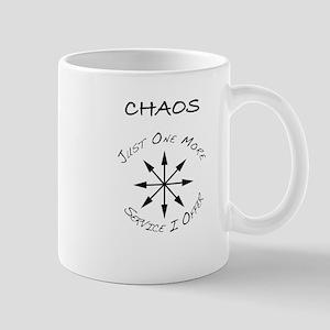 Chaos! Mug
