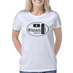 vwar_org_oval Women's Classic T-Shirt