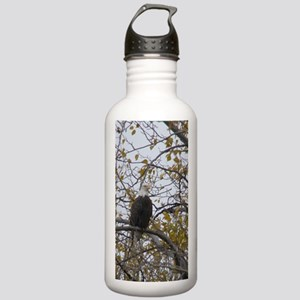 Bald Eagle #01 Stainless Water Bottle 1.0L