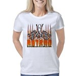FLAMED RAT ROD Women's Classic T-Shirt