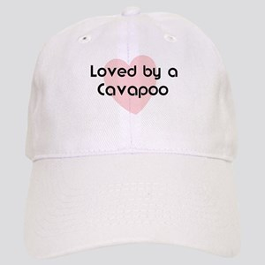 Loved by a Cavapoo Cap