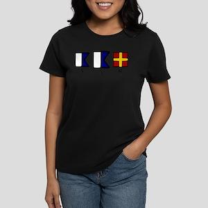 aAr Women's Dark T-Shirt