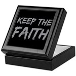 Keep the Faith Keepsake Box