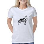 Collie Women's Classic T-Shirt
