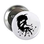 Moon Maiden Button
