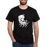 Moon Maiden Black T-Shirt