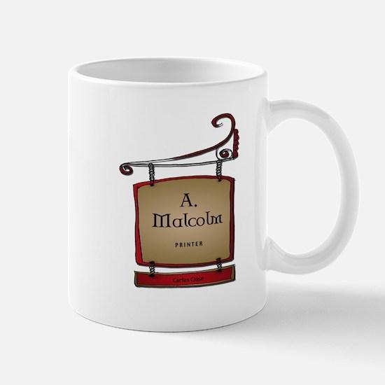 Jamie A. Malcolm Printer Mug