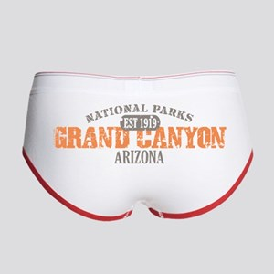 Grand Canyon National Park AZ Women's Boy Brief