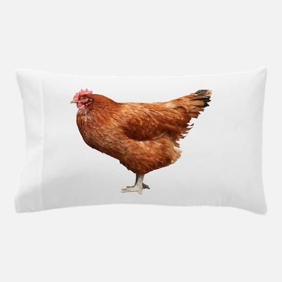 Red Hen Pillow Case