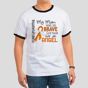 Angel 2 Leukemia Ringer T