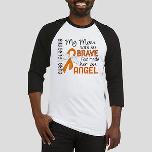 Angel 2 Leukemia Baseball Jersey