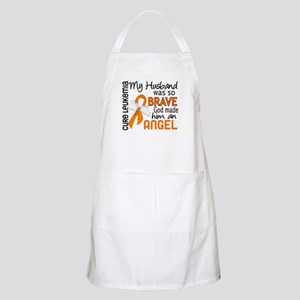 Angel 2 Leukemia Apron