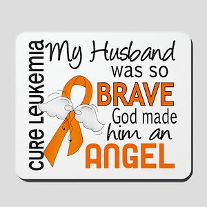 Angel 2 Leukemia Mousepad