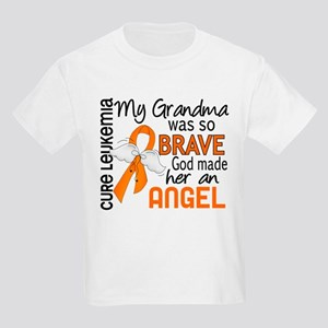 Angel 2 Leukemia Kids Light T-Shirt