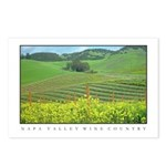 Mustard on a Hill Postcards (Package of 8)
